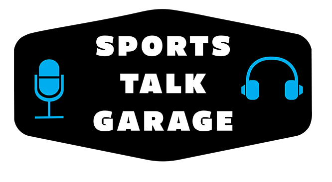Logo for The Sport Talk Garage
